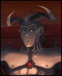 Dominion's Chain - Demon - Vorgen (portrait)